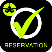 Training course reservation